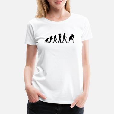 Evolution Photography Evolution of photography - Women's Premium T-Shirt