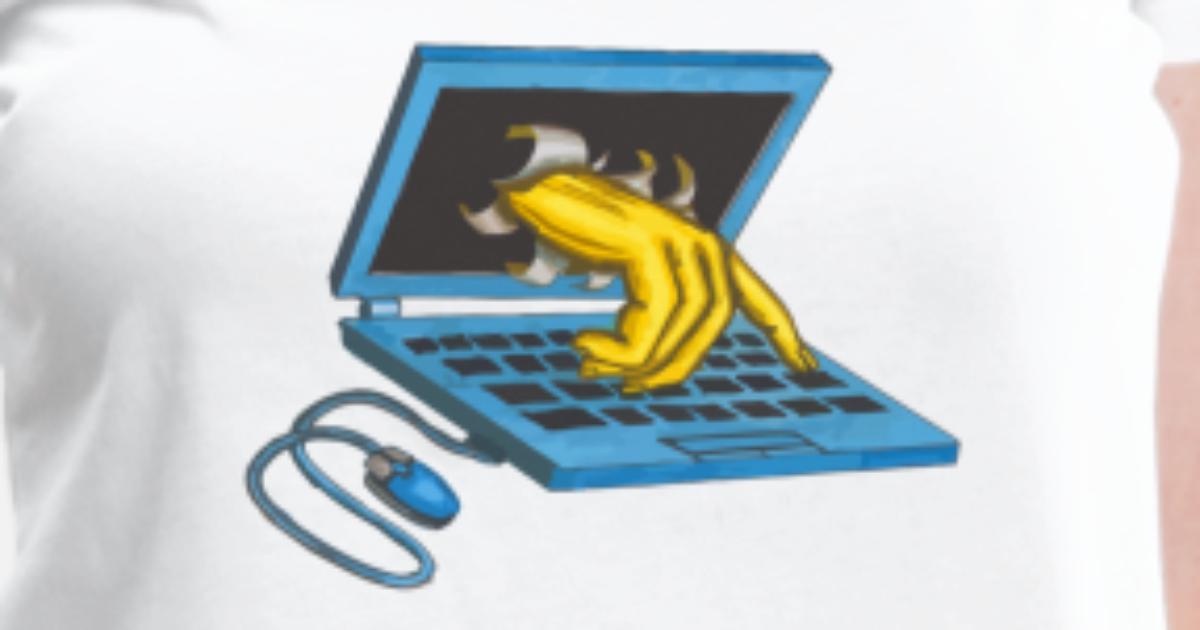 3D Laptop Notebook Computer Mouse PC Keyboard Women's Premium T-Shirt |  Spreadshirt