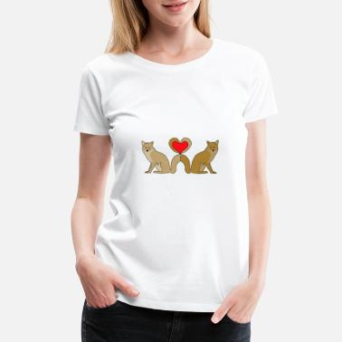 Fox Lover Fox lovers - Women's Premium T-Shirt
