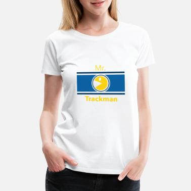 MR Pacman - Women's Premium T-Shirt