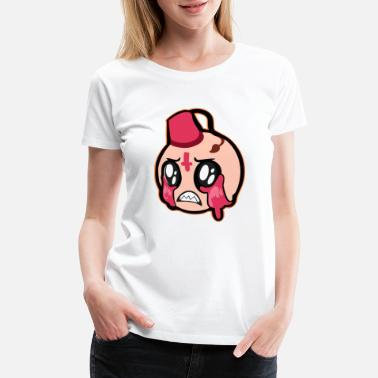 pinky cry - Women's Premium T-Shirt