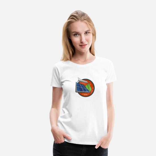 Missile T-Shirts - Starship - Women's Premium T-Shirt white