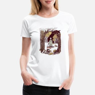 Clear In the Clearing - Women's Premium T-Shirt