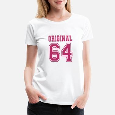 January 1964 Original 1964 - Women's Premium T-Shirt