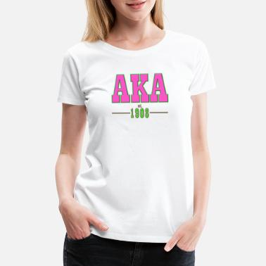 Agp AKA TRADITIONAL - Women's Premium T-Shirt