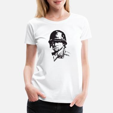 Memorial Day Soldier - Military - Women's Premium T-Shirt