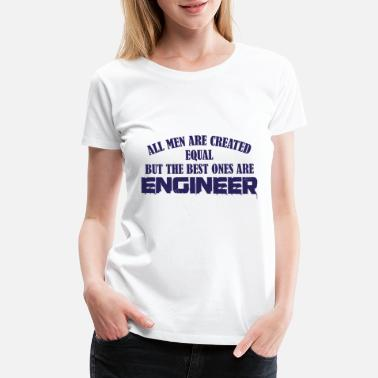 Helmet Engineers Engineering Gift - Women's Premium T-Shirt