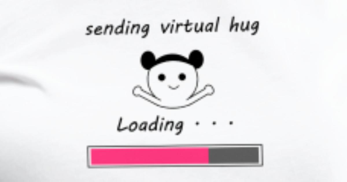Znalezione obrazy dla zapytania virtual hug