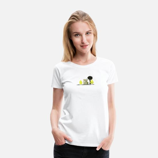 Lemonade T-Shirts - Lemonade Stand - Women's Premium T-Shirt white