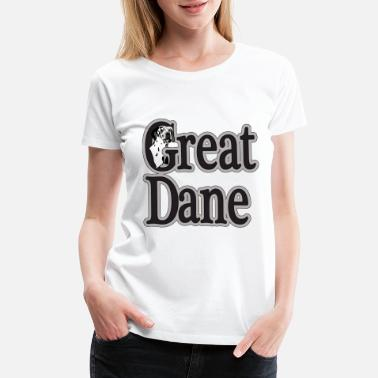 Great Danes Great Dane - Women's Premium T-Shirt