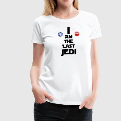 I Am The Last Jedi - Women's Premium T-Shirt