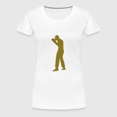 french boxing savate 71 - Women's Premium T-Shirt