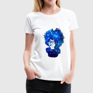 mocagoddess - Women's Premium T-Shirt