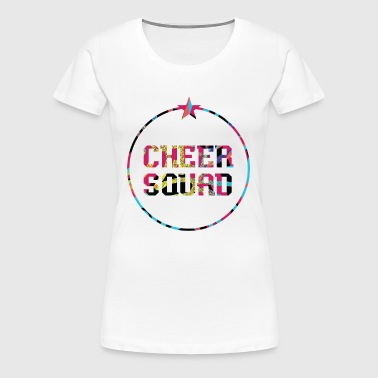 cheer-squad - Women's Premium T-Shirt