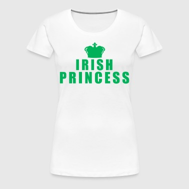 St. Patrick's Day, St. Patrick's Irish Princess - Women's Premium T-Shirt