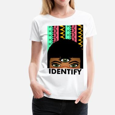 Indigenous Down to earth selfie - Women's Premium T-Shirt