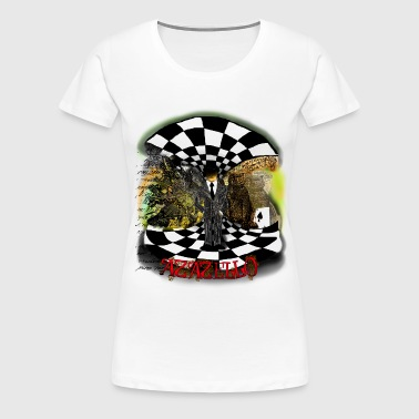 Azazello (Master and Margarita) - Women's Premium T-Shirt