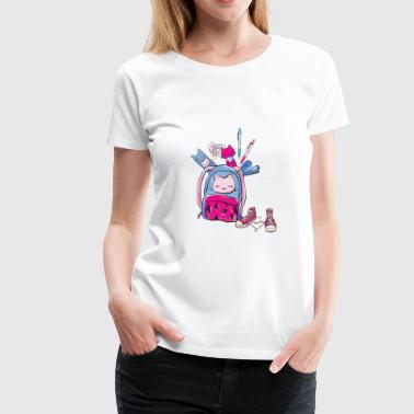 High School - Women's Premium T-Shirt