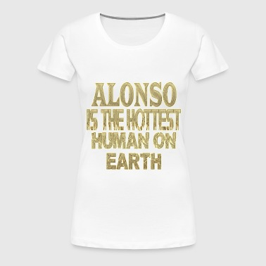 Alonso - Women's Premium T-Shirt
