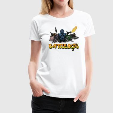 BattleBots Robot Limited Edition - Women's Premium T-Shirt