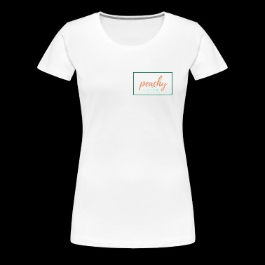 peachy keen - Women's Premium T-Shirt