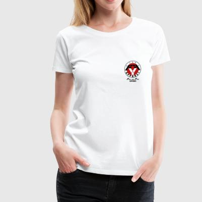 Fight Your Fight Apparel - Basic Logo - Women's Premium T-Shirt