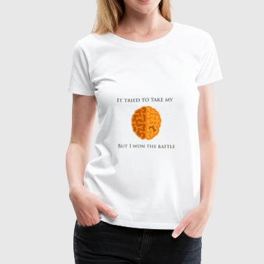 brain - Women's Premium T-Shirt