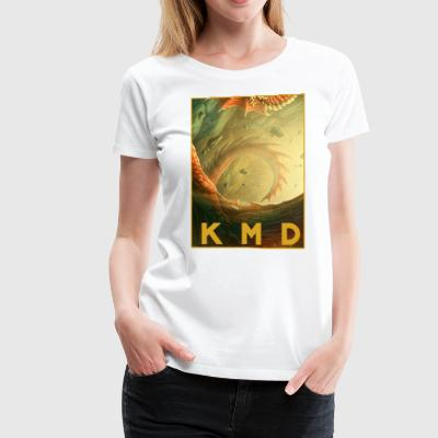 KMD Dragon - Women's Premium T-Shirt