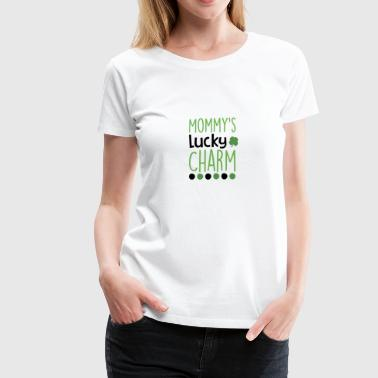 Mommy Luck Charm - Women's Premium T-Shirt