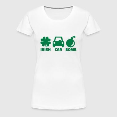 Irish car bomb - Women's Premium T-Shirt