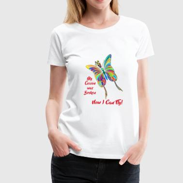 I Can Fly - Women's Premium T-Shirt