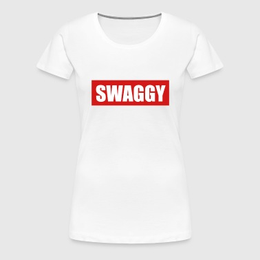 SWAGGY - Women's Premium T-Shirt