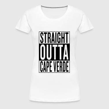Cape Verde - Women's Premium T-Shirt