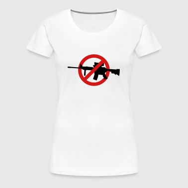 Guns: enough - Women's Premium T-Shirt