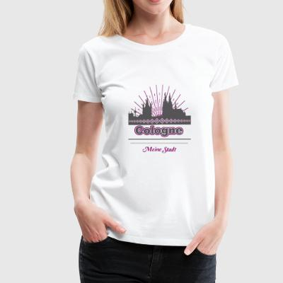 Cologne - Women's Premium T-Shirt