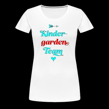 Kinder T 3x - Women's Premium T-Shirt