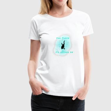 theplaceIwouldlovetobe - Women's Premium T-Shirt