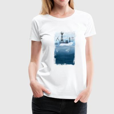 Environmental Awareness - Women's Premium T-Shirt