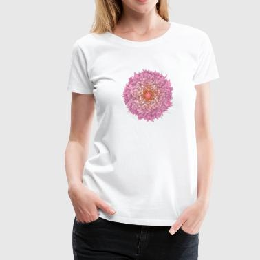 LOVE FLOWER - Women's Premium T-Shirt