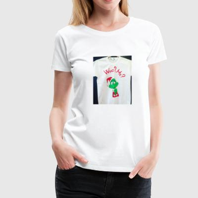 Painted T-shirt. - Women's Premium T-Shirt