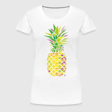 AD Pineapple - Women's Premium T-Shirt