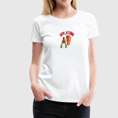 Love Kebab - Women's Premium T-Shirt