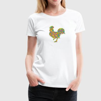 Chicken Tee Shirt - Women's Premium T-Shirt
