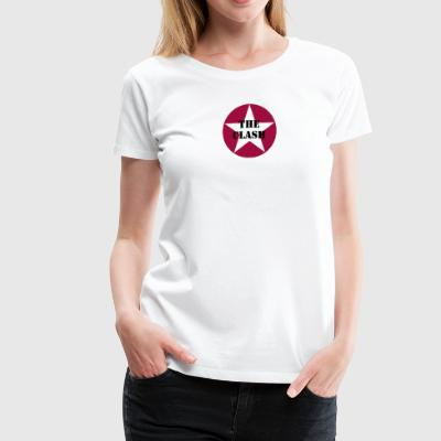 The Clash - Women's Premium T-Shirt