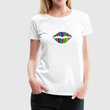 abstract 2024770 1280 - Women's Premium T-Shirt