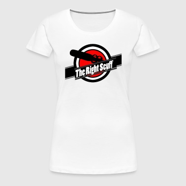The Right Scuff Woman's T-shirt - Women's Premium T-Shirt