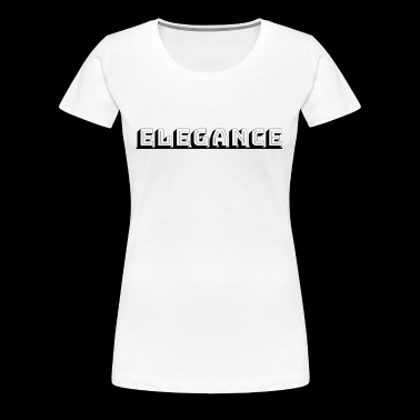 new collection elegance - Women's Premium T-Shirt