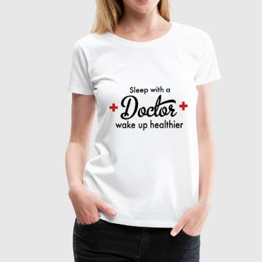 doctor - Women's Premium T-Shirt
