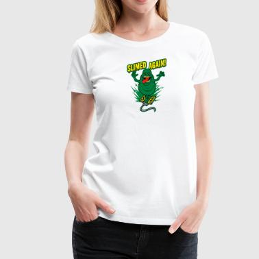 Slimed Again - Women's Premium T-Shirt