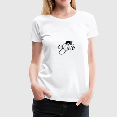 Hair By Eva - Women's Premium T-Shirt